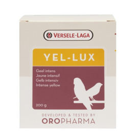 Versele-Laga Yel Lux gele kleurstof 200 gram