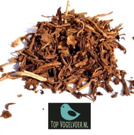 Tabakstelen (tabakstro) kort 500 gram
