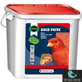 Versele Laga Orlux Gold Patee Eivoer Kanarie Rood 5kg