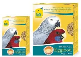 CéDé eivoer grote parkiet / papegaai 1kg