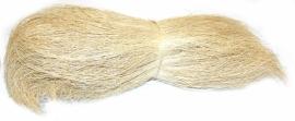 Cocosvezel wit gebleekt