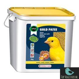 Versele Laga Orlux Gold Patee Eivoer Kanarie Geel 5kg