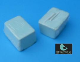 Pikblok (kalkblok) klein groen 1 stuk