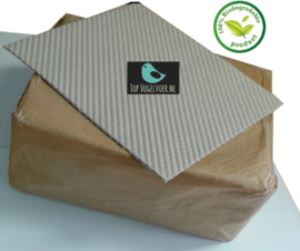 Honingraat bodempapier 50cm x 40cm 250st (Overig)