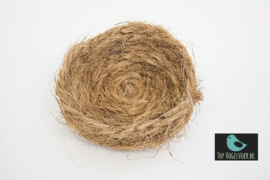 Inlegnestje cocos groot ca. 12cm (1 stuks)