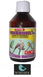 DAC anti wormmiddel 250ml