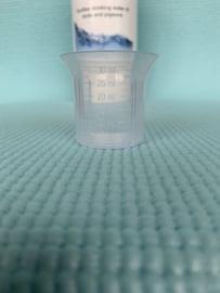 WaterCleaner 1 Liter ENG label
