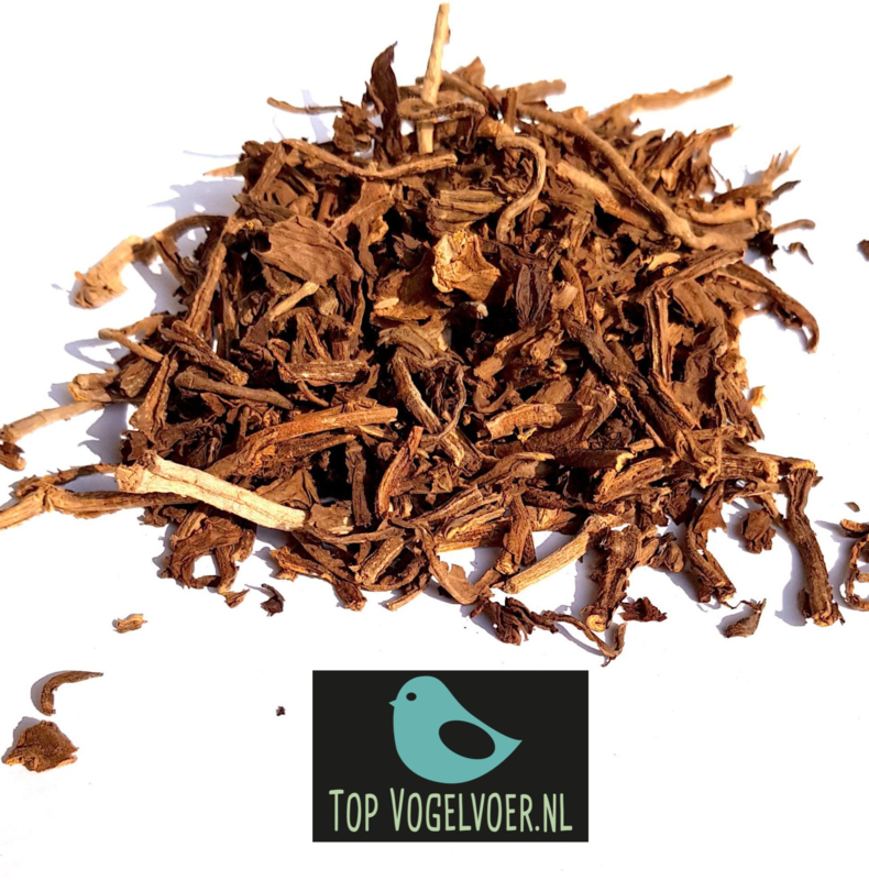 Tabakstelen (tabakstro) kort 10kg