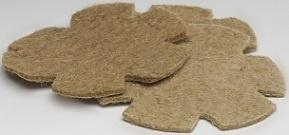 Kanarie inleg nestmatje (1 stuks)