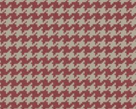 Schöner Wohnen trendy behangpapier 2677-26 rood
