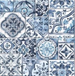 Marokkaanse Tegels Behang  FD22316