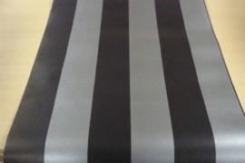 zwart grijs streepjes behang xxx15