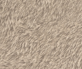 Bont behang bruin 514506