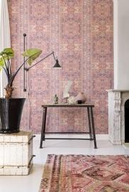 Perzische styl barok mozaiek behang retro 218034