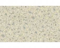 Bloemen behang blauw 30593-4