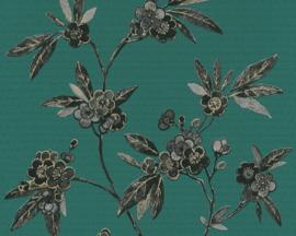 Asien fusion behang chinees japans oosters bloemen 37472-2