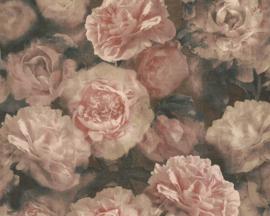 bloemen vlies behangpapier floraal  37402-2
