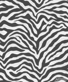 ZEBRAPRINT BEHANG - Noordwand Natural FX G67491