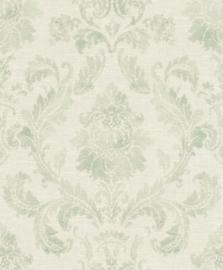 groen vintage barok behang 6026-23