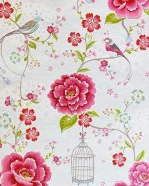 Eijffinger  dieren 313012 vogel behang