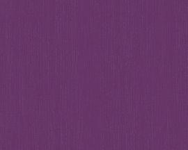 Behangpapier Uni Paars  30177-4