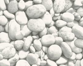 Keien Stenen Faro 4 Behang 8610-16
