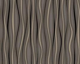 Behangpapier Glitter Bruin Zwart 95879-3