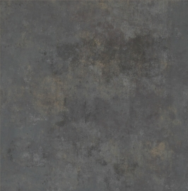 Betonlook Behang Donkerblauw 49824