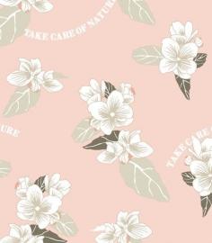 Vlies bloemen behang 61046 -04