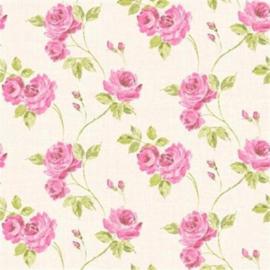 bloemen vlies behangpapier floraal fd22049
