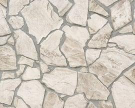Behangpapier Steenstructuur 9273-23