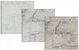 beton look steen behangpapier 49763