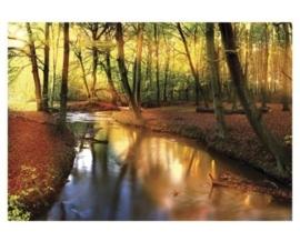 Fotobehang Fairytale Autumn 59
