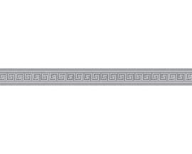 behangrand zelfklevend versace grijs 895936
