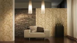 lambrisering behang klassiek 95643-1
