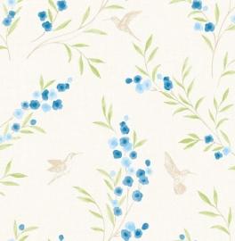 Bloemen Takken Behang 2665-22036