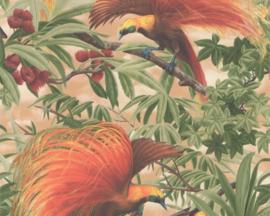 paradijsvogel behang 6954-20