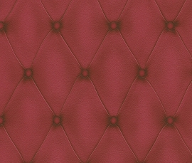 3D Chesterfield behangpapier 576207