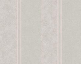 Behangpapier Streep Roze Beige  30520-1