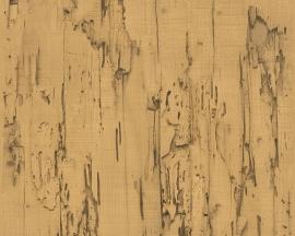 Behangpapier Sloophout Beige 95402-1