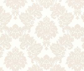 Behangpapier Rasch Sophie Charlotte behang off-white beige barok   440539
