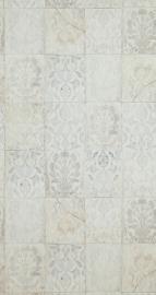 tegel behang Arabica verouderd retro 218013