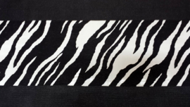 ZEBRA BEHANGRAND ZEBRAPRINT X90