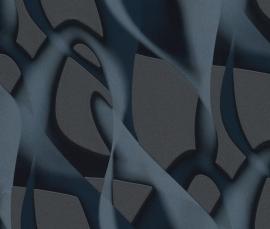 Behang Zwart Trendy 727005