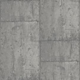 Exposed behang PE04048 Beton