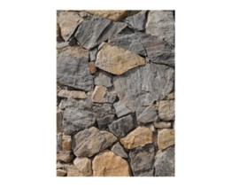 Fotobehang Wall of Granite 15