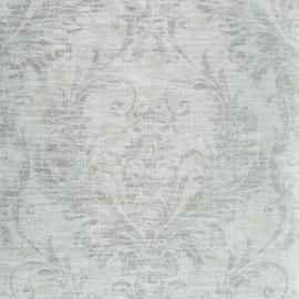 25601 barok  grijs verouderd behang