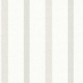 Behangpapier Streep Creme 13093-20