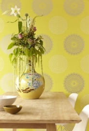 Trendy Behang Groen 321844