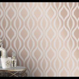 damask glim behang fd42245 fine decor
